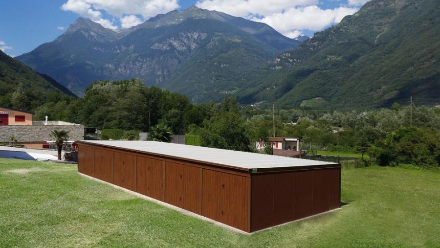 Gabbiotto Per Ufficio : Cappellini box realizzazione box prefabbricati